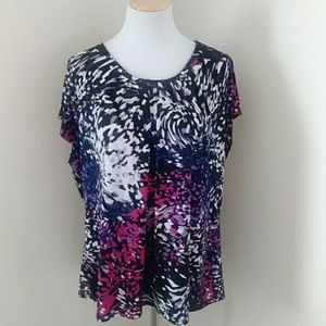 Worthington Woman Stretch Top Size 2X